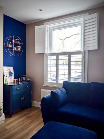 Tier-on-Tier Sash Window Shutters